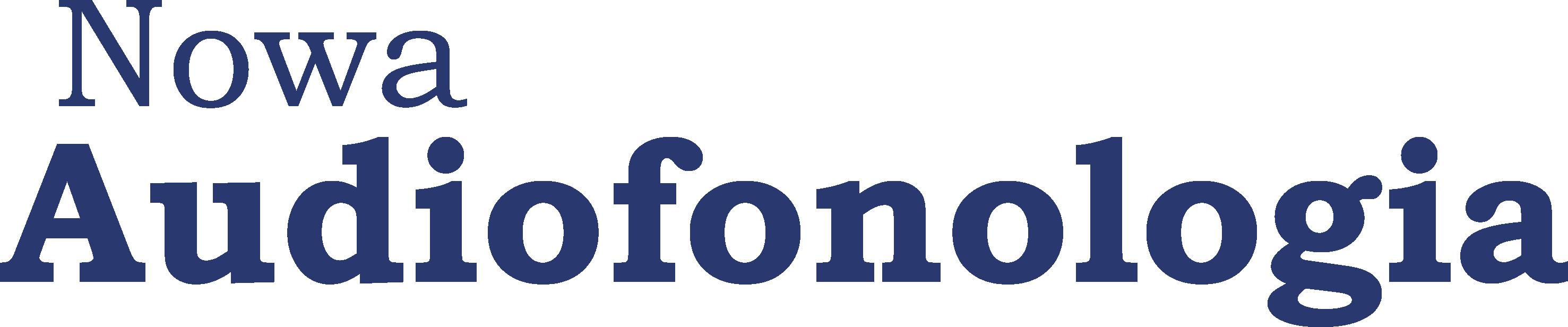 Logo Nowa Audiofonologia