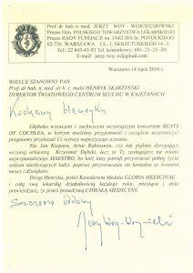 Prof. dr hab. n. med. Jerzy Woy-Wojciechowski